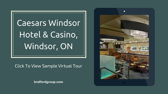 Caesars Windsor Hotel and Casino Virtual Tour - Brafford Group Image