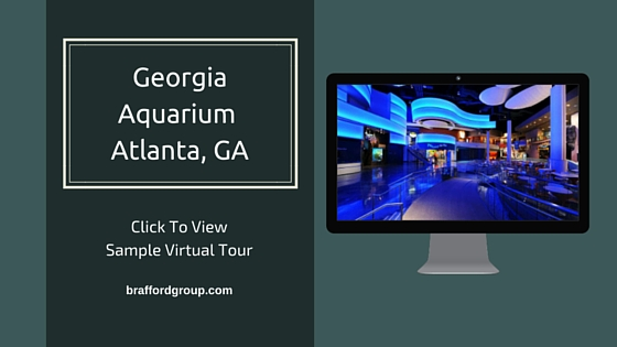 Georgia Aquarium Atlanta Virtual Tour - Brafford Group Image